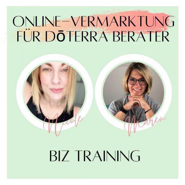 BIZ Training Online Vermarktung